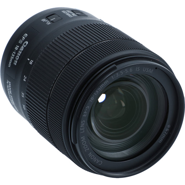 Canon 18-135mm F3.5-5.6 IS EF-S Mount Lens