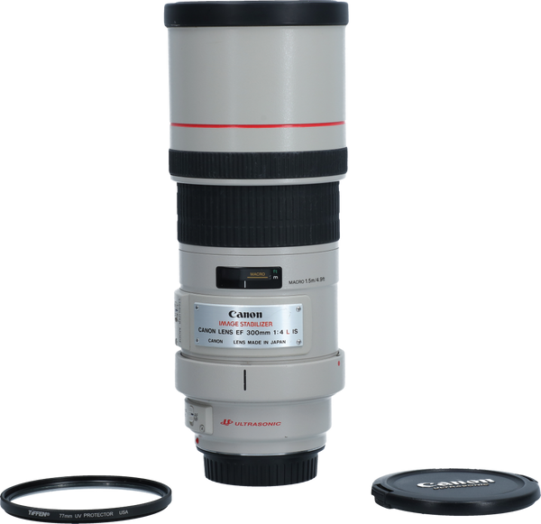 Canon EF 300mm f/4L IS USM Telephoto Fixed Lens #00177