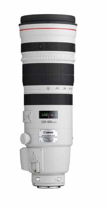 Canon 200-400mm f/4L IS Extender 1.4x