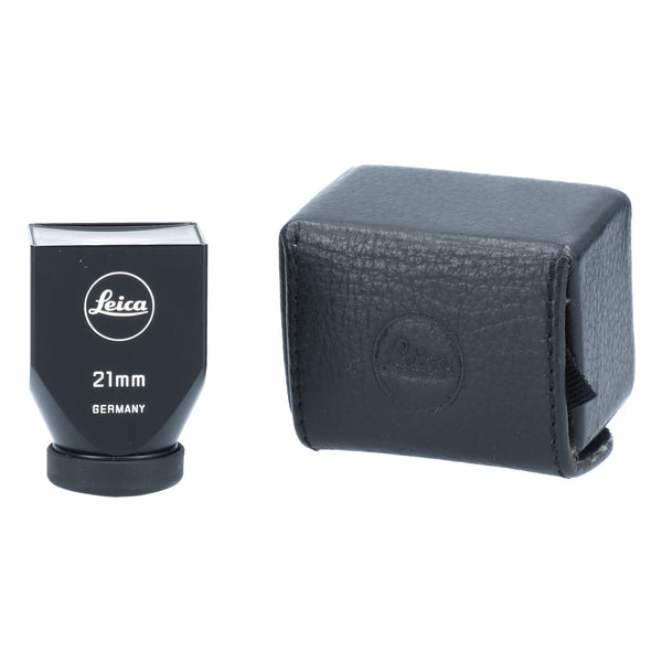 Leica Bright Line Finder M 21mm (Black)