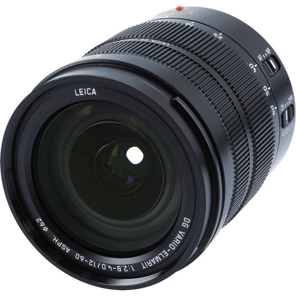 Panasonic Lumix G DG Vario-Elmarit 12-60mm f/2.8-4.0 ASPH Power OIS Zoom Lens