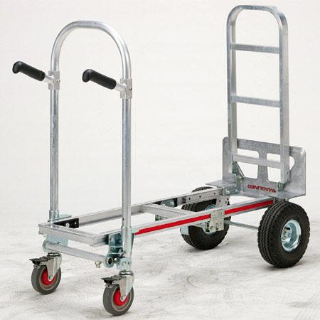 Magliner Junior Convertable Cart with 30