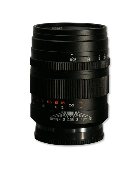 Mitakon 50mm f/0.95 for Sony E-Mount