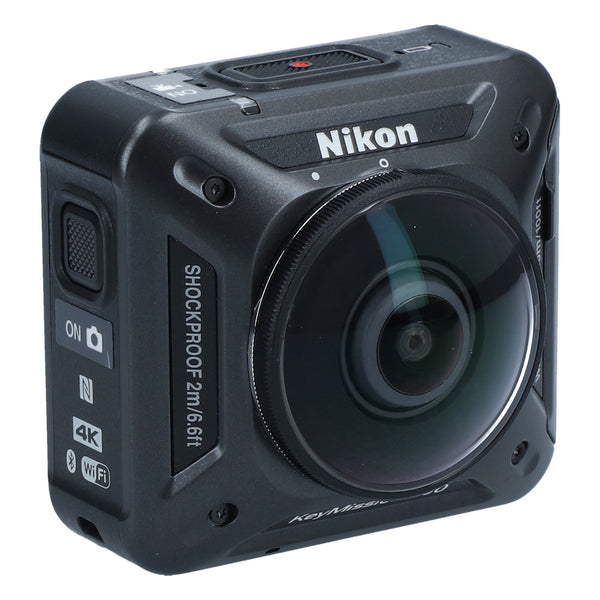 Nikon Key Mission 360 4k Action Camera
