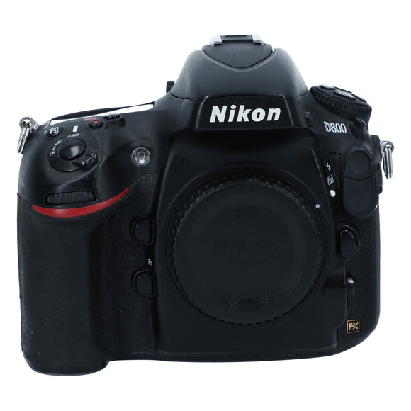 Nikon D800 36.3MP Digital SLR Camera (Body Only)