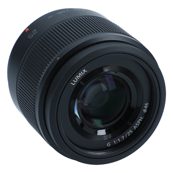 Panasonic Lumix G X 25mm f/1.7 ASPH Lens