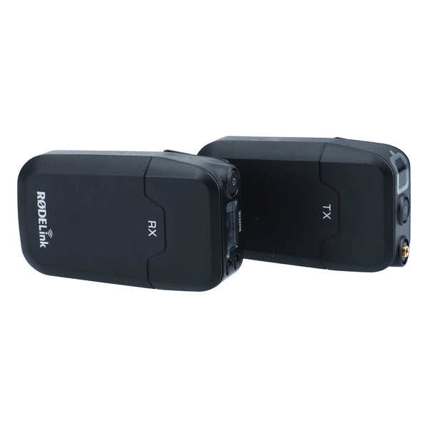 RodeLink FM Wireless Filmmaker System Series II, 2.4Ghz digital transmission