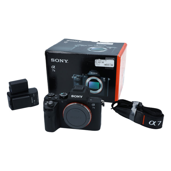 Sony A7 II Mirrorless Digital Camera Body