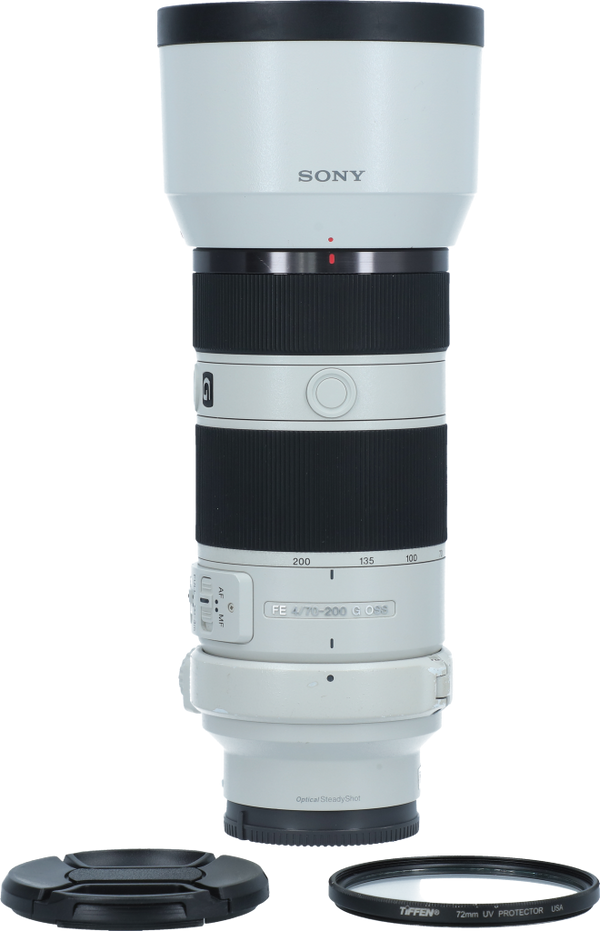 Sony 70-200mm f/4.0 G OSS E-Mount Zoom Lens #01574