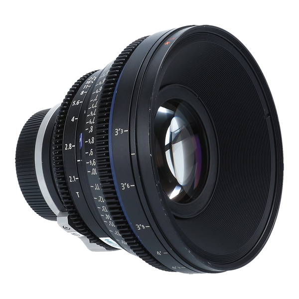 Zeiss Compact Prime CP.2 85mm f/2.1 T* (Feet) Lens with PL & EF mounts