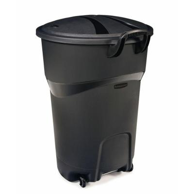 Rolling Trashcan 32 Gallon