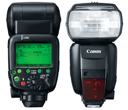Canon 600EX-RT Flash