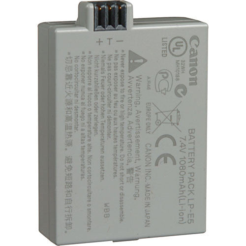 Battery - Canon LP-E5