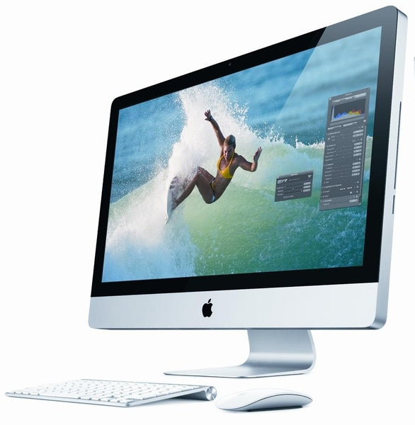 Apple iMac 27-inch Desktop Computer