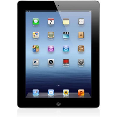 iPad with Wi-Fi + Cellular 16GB - Black - Verizon (3rd gen.)