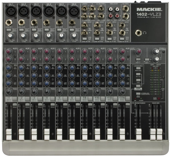 Mackie 1402-VLZ3 14-channel Mixer