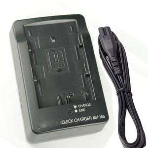 Battery Charger - Nikon MH-18a
