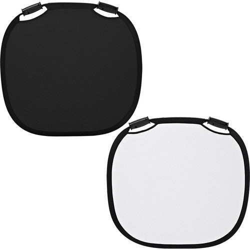47-inch White/Black Reflector