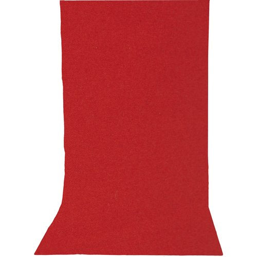 Ruby Red Backdrop (10' x 12')