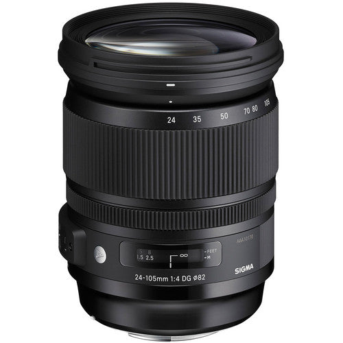 Sigma 24-105mm f/4 DG OS HSM A1 for Sony