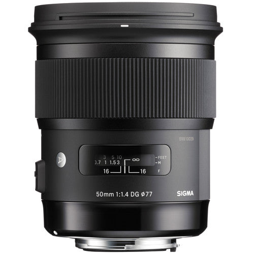 Sigma 50mm f/1.4 DG HSM ART for Canon