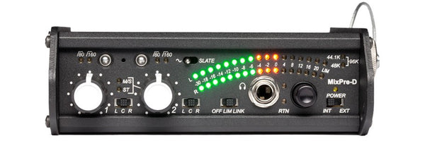 Sound Devices MixPre-D Field Mixer
