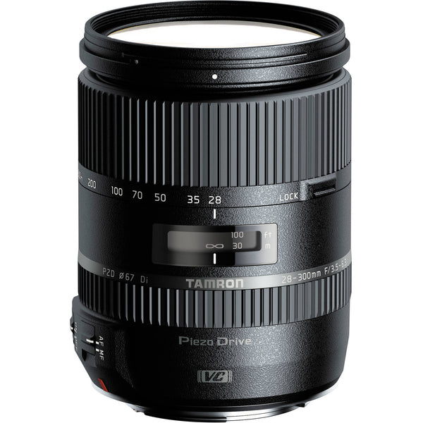 Tamron 28-300mm f/3.5-6.3 Di VC PZD for Canon