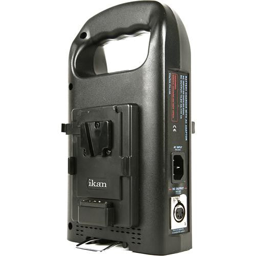 V-Mount Dual Battery Charger