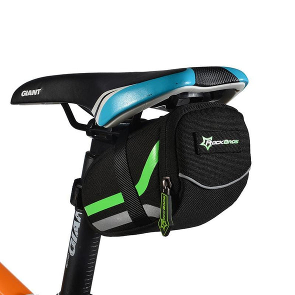 Bicycle rear bag waterproof saddle bag
