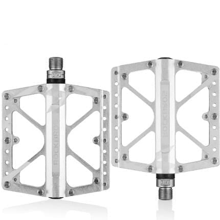 Aluminum mountain bike pedal pedal