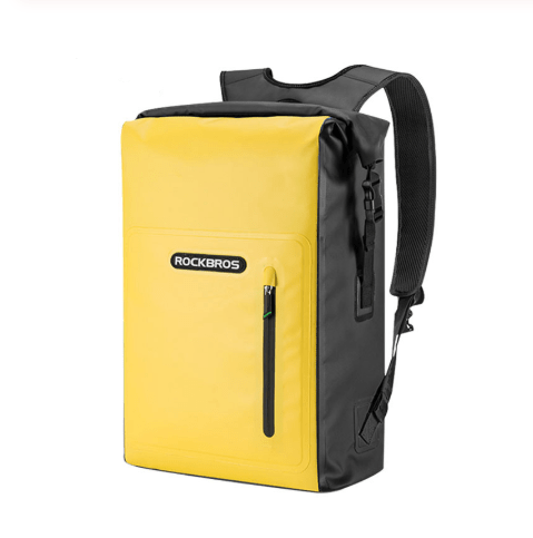 Swimming waterproof backpack