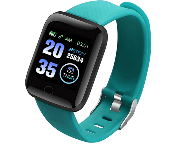 Blood pressure monitoring sports bracelet