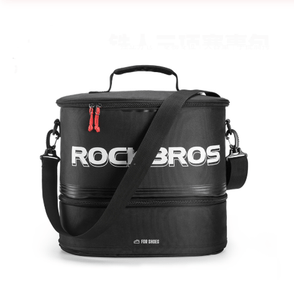 Tri-bag storage tote