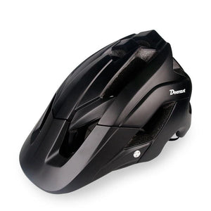 Deemount bicycle helmet