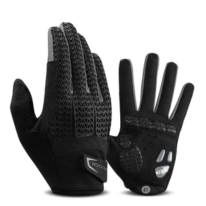 Fietshandschoenen - High end materiaal - warm en windproof - gelpads