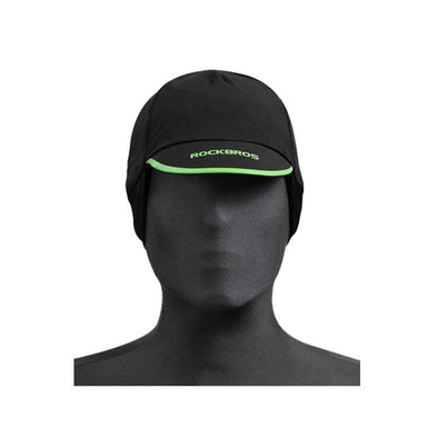 Windproof warm ear protection riding cap