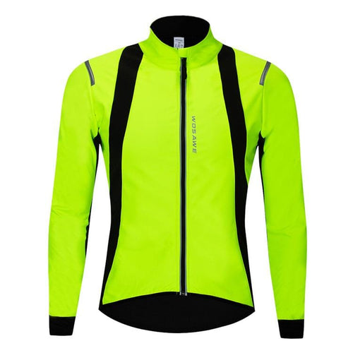 Soft shell Thermal Fleece Cycling Jacket