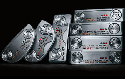 NEW 2018 Scotty Cameron Select Line Putters! - Review