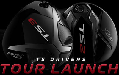 2018 Titleist TS2 and TS3 Drivers (they're not 919's