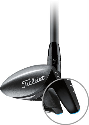 Titleist 816 H2 Hybrid - Relieved Sole Edges