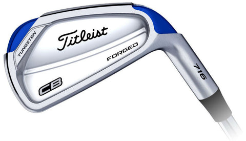 Titleist 716 CB Iron - Tungsten
