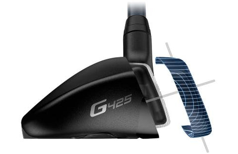 PING G425 Hyrbid - Facewrap Technology