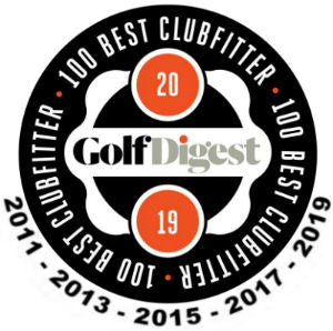 2019 Golf Digest Top 100 Clubfitters America