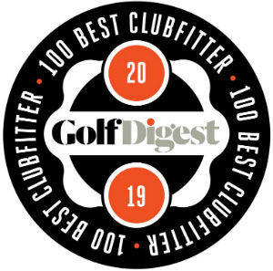 2019 Golf Digest 100 Best Clubfitter Top 100