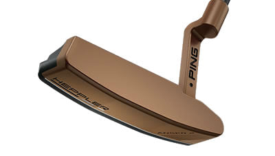 PING Heppler Anser 2 Putter - Firm Feel, Pleasing Sound