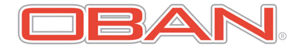 OBAN Golf Shaft - Logo