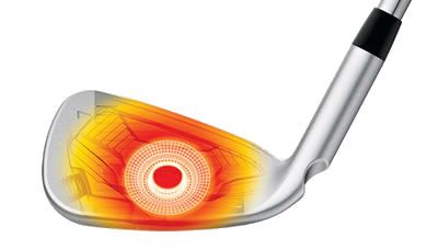 PING G410 Iron - COR-Eye Technology
