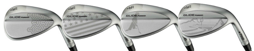 PING Glide Forged Wedges - Release Date and Review - Customize Options