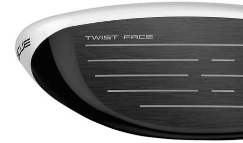 TaylorMade SIM2 MAX Rescue - Twist Face