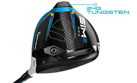 TaylorMade SIM2 MAX Driver - Higher MOI